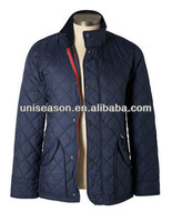 Men's quilted jacket casual wear