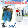 DC 220V 8-channel learning code RF wireless remote control switch