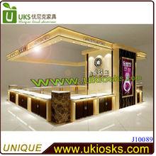 Manufacture sale jewelry store furniture design jewelry kiosk store furniture with good price