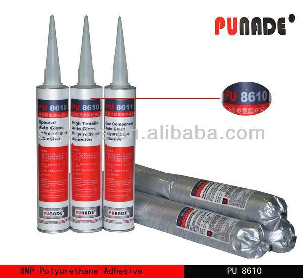 Automobile polyurethane waterproof sealant for car bonding and sealing