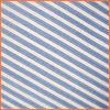 100% cotton yarn dyed navy and white stripe fabrics