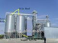 Moulin à farine de céréales silo de stockage, de stockage d'arachide. système de convoyeur