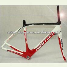 China carbon fiber road bike frame