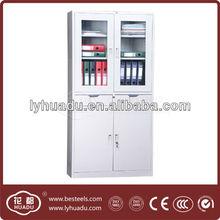 steel filing cabinet philippines/ Best selling Manufacturer K-D Structure Cabinet/ metal cabinet shelf clips