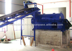 Coconut Fiber Extracting Plant COM16A