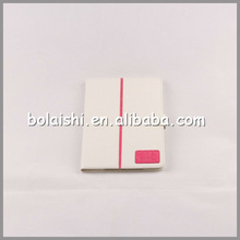For iPad 5 Case Sublimation Card-Slot Leather Tablet Case
