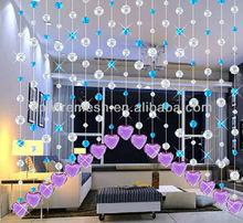 Crystal Beaded Curtain fashion decorative