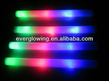 neon LED flash foam stick for night party whole sell 2015
