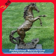 Antique Brass Horse Statue Garden Statues Sale