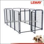 5' x 10' x 4' Heavy duty welded tubing dog cage training