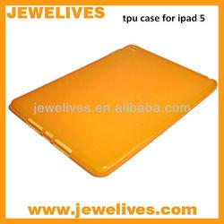 For apple ipad air case, tpu cover for ipad air