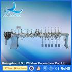 Best seller products JM10-260CA Automatic Aluminum Venetian Blinds Slat Forming & Tape Threading Machine