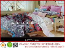 100 60s algodão acetinado tecido para lençol