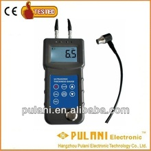 Portable auto power off function to conserve battery lifeonic ultrasonic thickness gauge meter tester