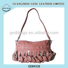 Women Korean Hobo PU leather bag lady Fringe bag Fashion