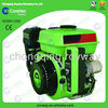 Manufacturer Directly Competitive Price Mini Gasoline Engine 2.5-17HP OHV Design 188F Strong Power 13hp motor