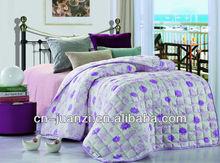 100% Polyester printed summer quilt/comforter/duvets for kids