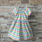 pretty new design chevron dress baby