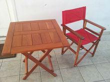 Wooden Garden sets