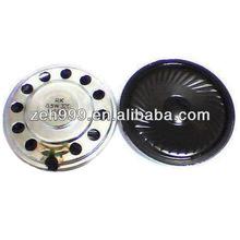 50mm 8ohm 1W dynamic full frequency mylar micro round mini speaker audio magnetic speaker driver Voice intercom speaker horn