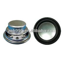 45mm 8ohm 2W dynamic full frequency speaker audio magnetic speaker driver mini audio speaker music loudspeaker