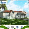 China new prefab beach house with steel sandwich panel house