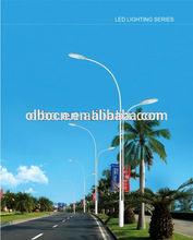China OLBO 6m-12m high luminance 60w led street lighting CE ROHS FC approval