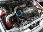 JDM FRONT CLIP / HALFCUT FOR CAR HONDA INTEGRA DA6 B16A DOHC VTEC