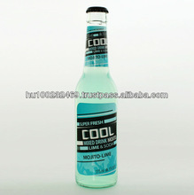 COOL Mixed Drink MOJITO Lime & Soda long drink 275ml