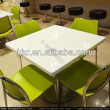 New design for 2014 season hot sale restaurant furniture