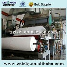 Bamboo Toilet Paper Making Machine