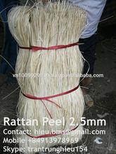 Rattan peel 2.5-2.7mm