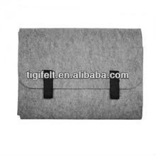 Customized Brief Simple Fashionable Felt Tablet Case