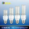 Export glas 3u 4u form smd-lampe mit ce rohs&