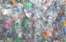 Baled Mixed PET - Bottles made of Polyethylene terephthalate