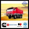 Shaanxi Shaanqi grupo O-LONG 6 X 4 20 toneladas Euro2 camión volquete mejor que la nueva camión volquete camión volquete hino