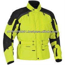 Cool Reflective Motorbike Cordura Jacket / Motor Bike Cordura jackets