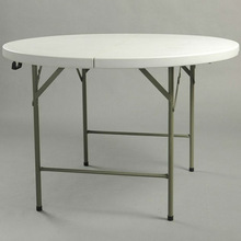 Round Table For Events,Round Table In Garden/Outdoor Indoor Commercial Plastic Outdoor Tables