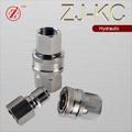 American type zj-kc attache rapide hydraulique( zj- kc) compatible avec parker