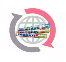Mentos 38g - Various tastes