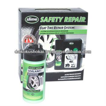 SLIME SAFETY REPAiR Flat Tire Repair kit SLIME 50056