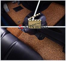 PE Car Floor Mat With LOGO Print