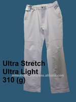 comfortable light 2way stretch odor and wrinkle free pants