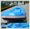 2013hot!!!(CE)10 passengers 1.8mm inflatable floor self-drain inflatable raft boat for sale A367