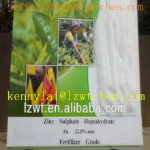 Sulfate de Zinc galvanoplastie et traitement de Surface