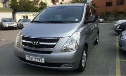 Hyundai Grand Starex 2012 Premium
