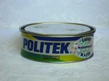 Lightweight Polyester Putty