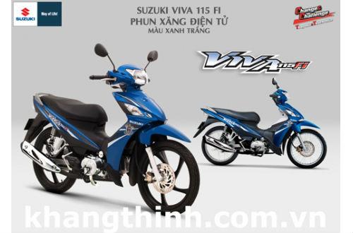 Suzuki Viva 115 FI wheels