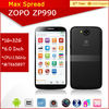 "zopo 990 Quad Core Phablet MTK6589T 1.5GHz 6.0""1920*1080p Gorilla Android phone 13Mp Camera"