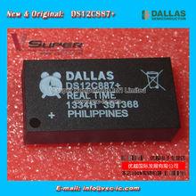 Real Time Clock IC DS12C887+ New & Original MAXIM/DALLAS Chip/IC